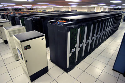 Pleiades, NASA Supercomputer