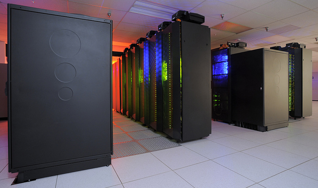 """""""Discover Supercomputer 3"""" by NASA Goddard Space Flight Center is licensed under CC BY 2.0"""