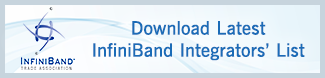 InfiniBand Integrator's List